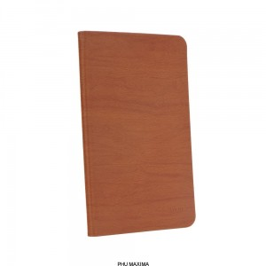 Etui iPad Air 2 Brązowy - Wood BLUN