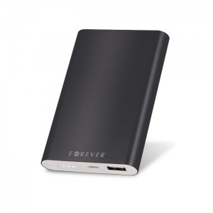Power Bank Forever TB-008 8000 mAh czarny