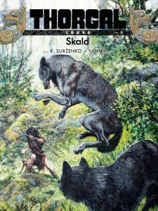 Thorgal Louve Skald Tom 5